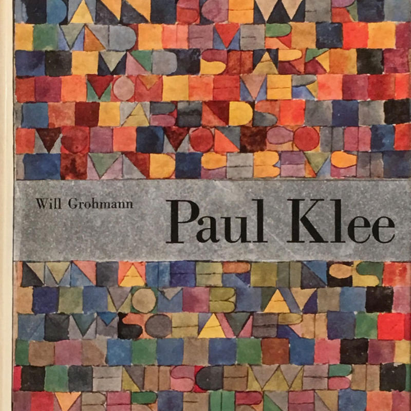 Paul Klee / Will Grohmann