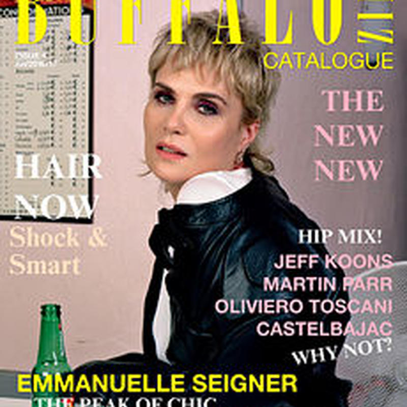 Buffalo Zine #4 (Cover 2)
