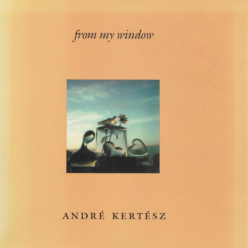 from my window / ANDRE KERTESZ