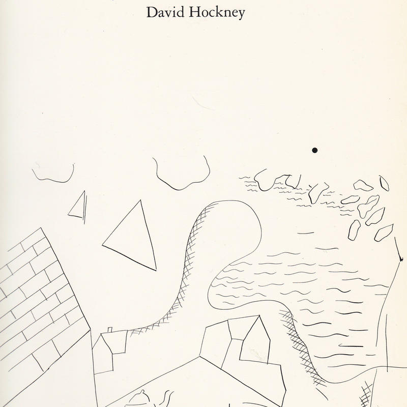 Martha's Vineyard and other places / David Hockney