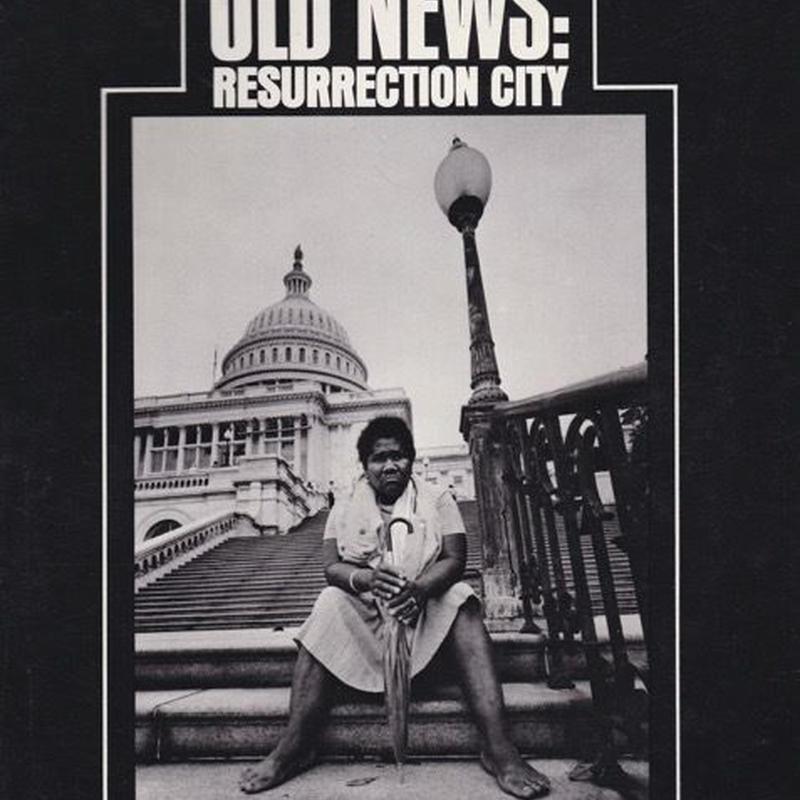 OLD NEWS / JILL FREEDMAN