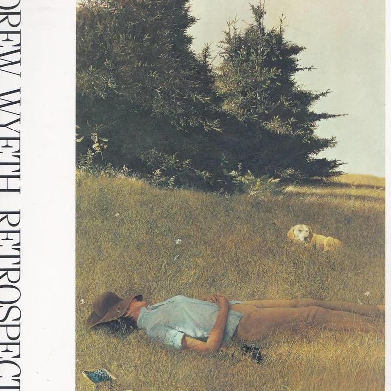 アンドリュー・ワイエス展 ANDREW WYETH 愛知県美術館 1995