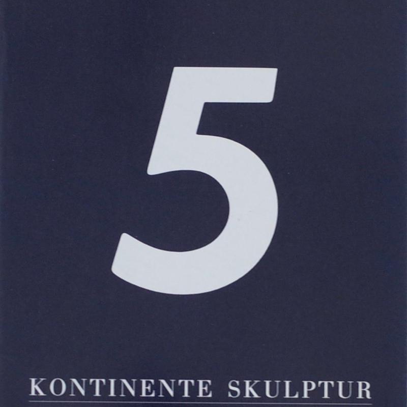 5 CONTINENT SCULPTURE / WALTER DE MARIA