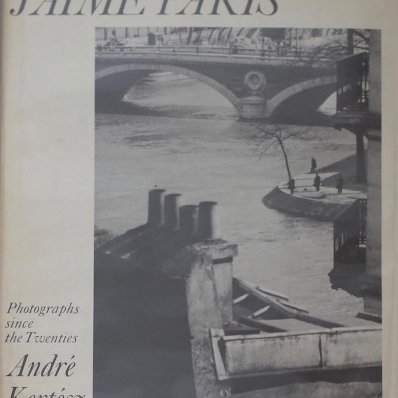 J'AIME PARIS / Andre Kertesz
