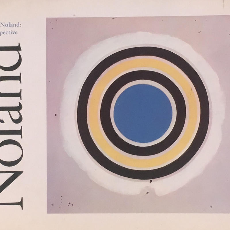 Kenneth Noland A retrospective