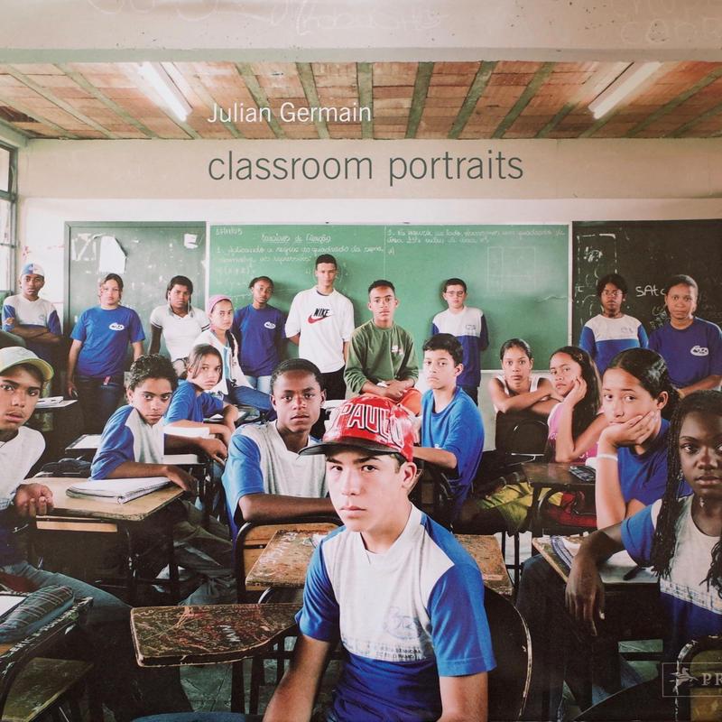 classroom portraits / Julian Germain