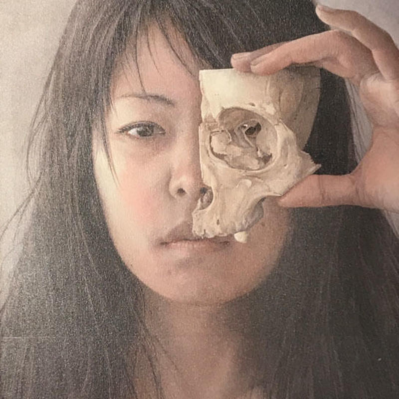 諏訪敦 絵画作品集 それは、眠らされた具象絵画の行方