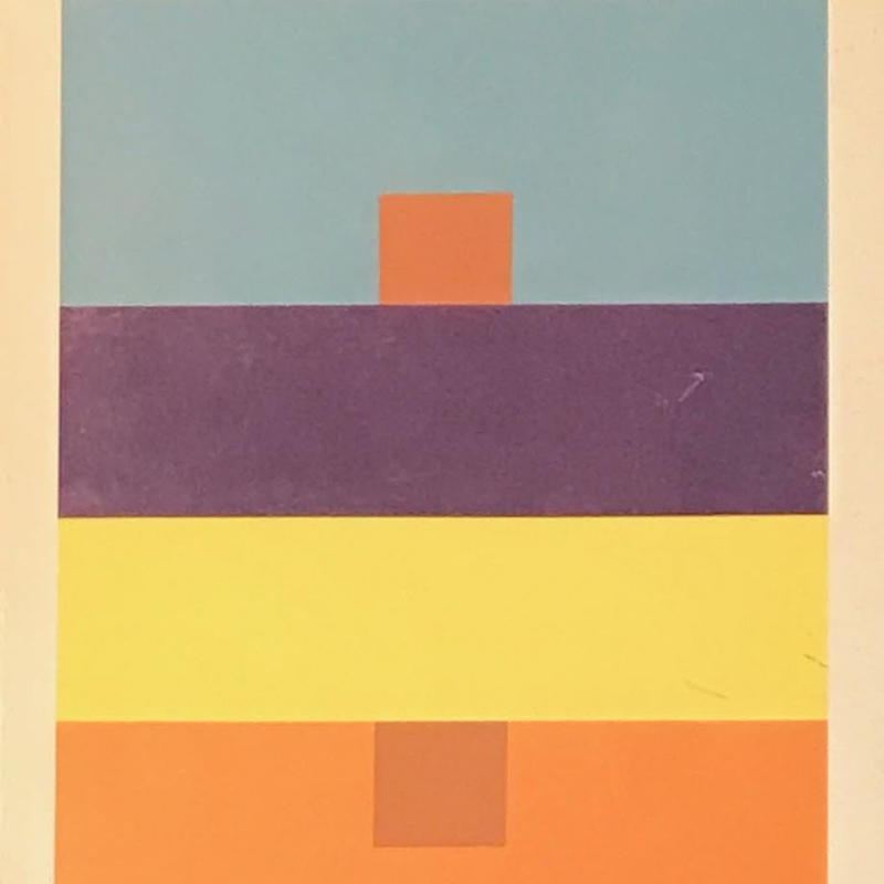 Interaction of Color (配色の設計) / Josef Albers