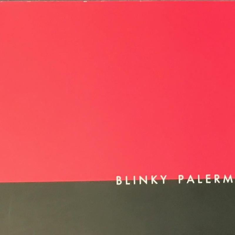 BLINKY PALERMO DIA ART FOUNDATION EXTHIBITION CATALOG 1987