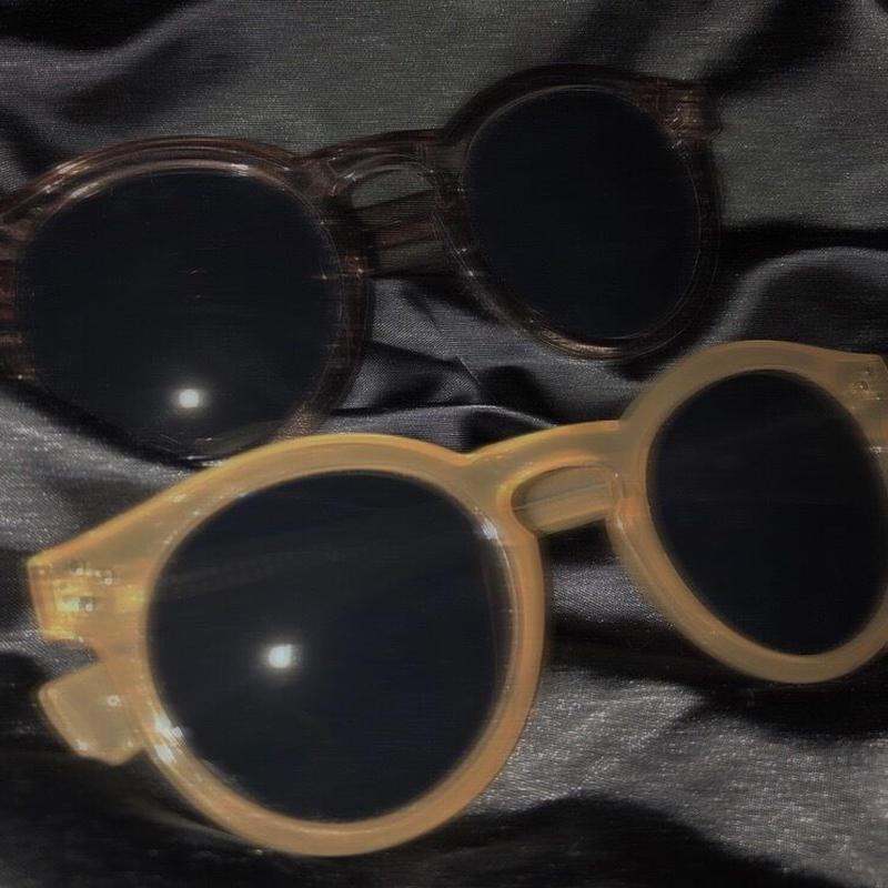 【LR0042】カラーサングラス