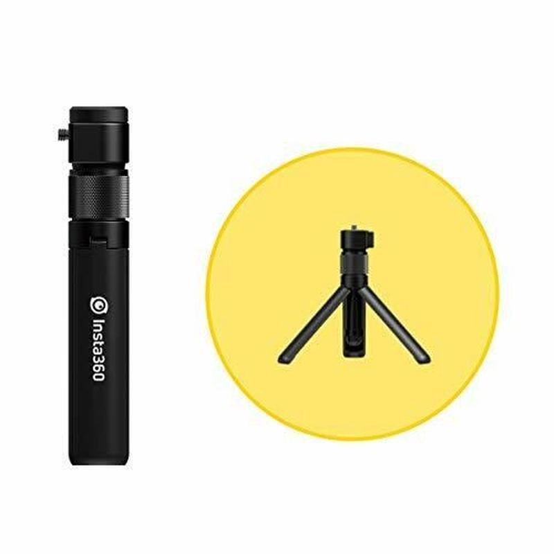 Insta360 ONE&ONE X用 バレットタイム撮影キット(バレットタイムハンドル+専用自撮り棒 同梱キット)