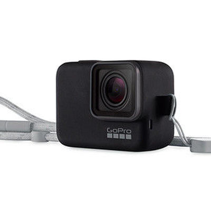 GoPro スリーブ + ランヤード
