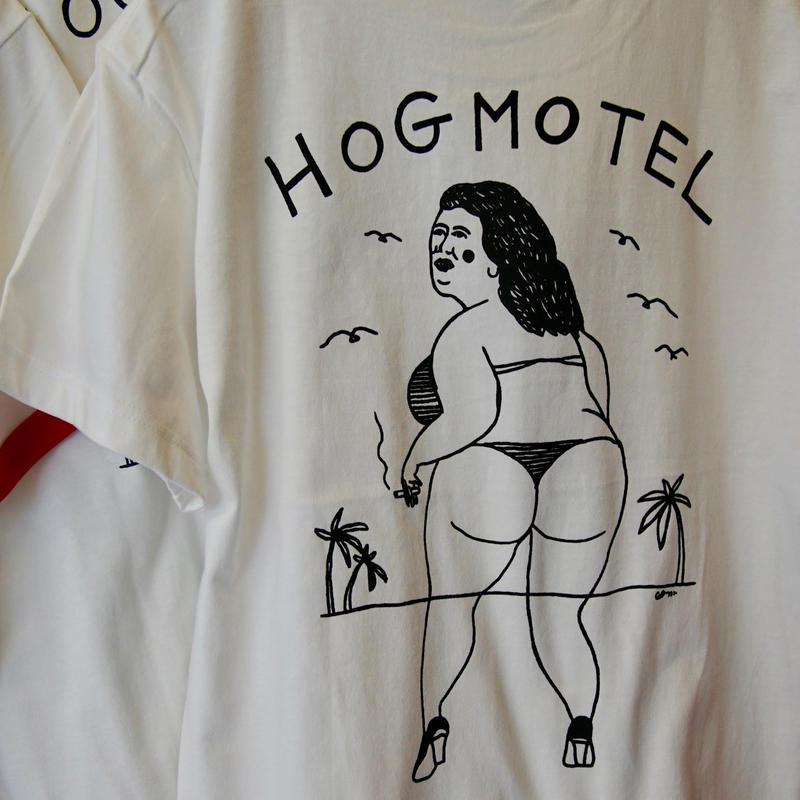 HOG MOTEL T Shirts