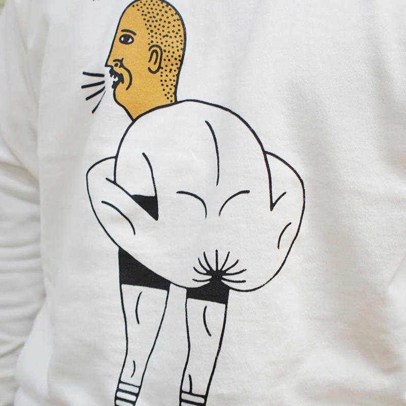 Ass Boy  sweatshirts    / ケツBOY スウェット