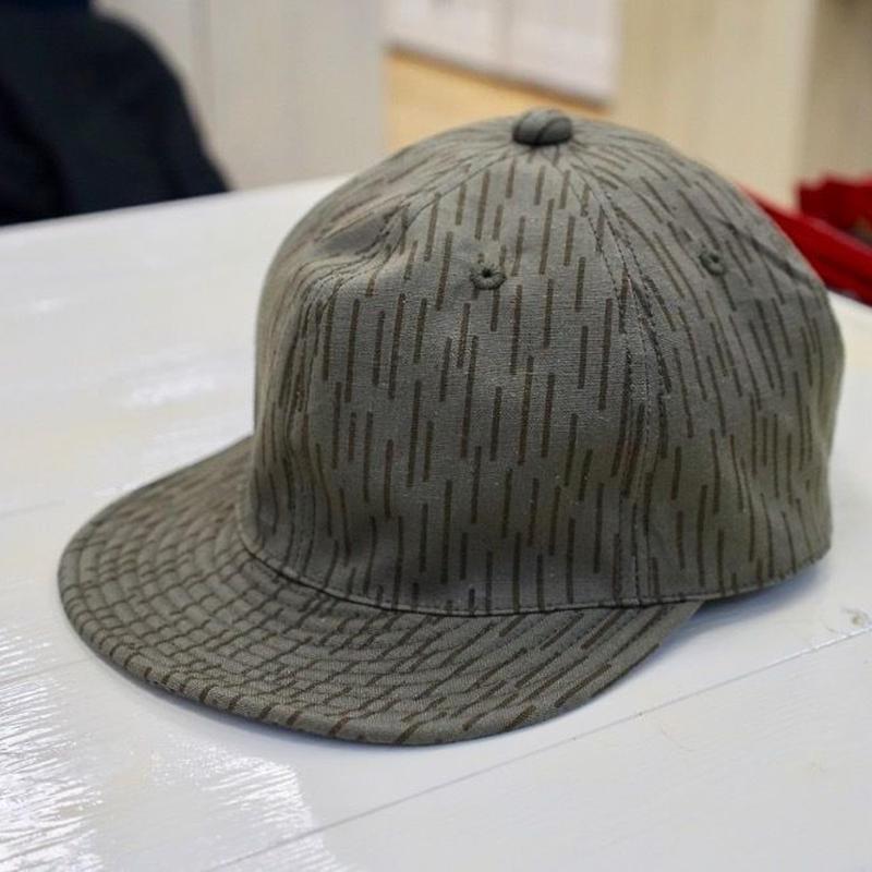 RAIN CAMO CAP No.2
