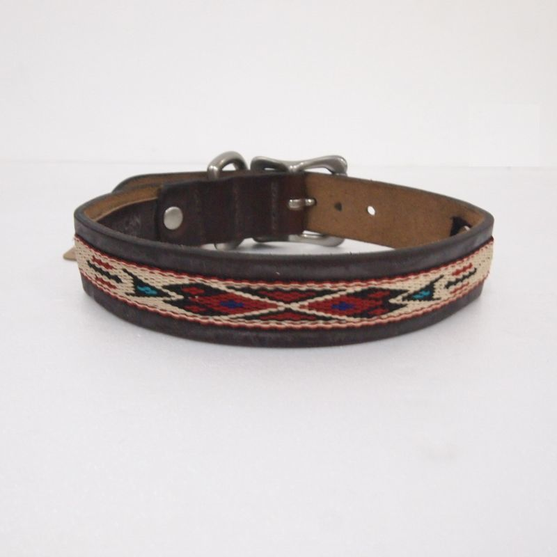 GITLIGOODS THE LITTLE WEST COLLAR BROWN/CREAM