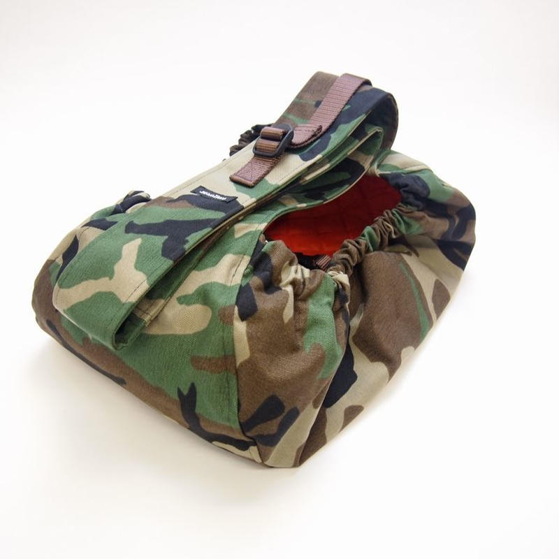 WagWear  Messenger  Pouch Carrier  camouflage Size S