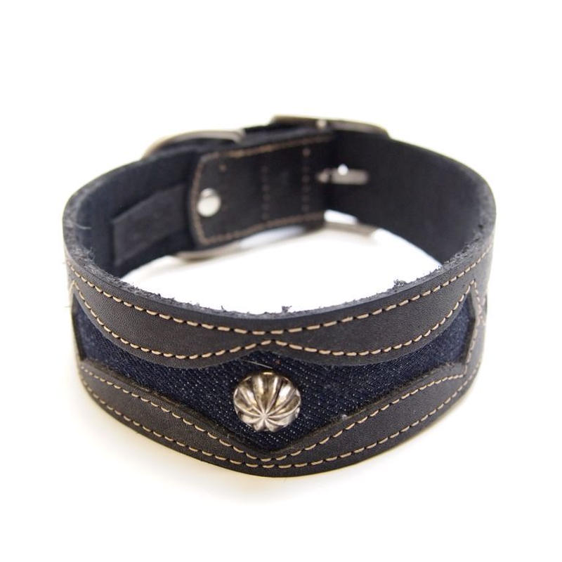 GITLIGOODS THE RANCHER COLLAR BLACK 18""