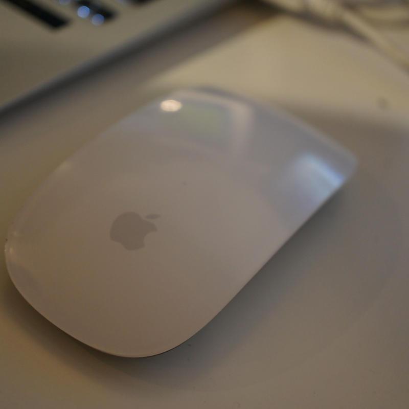 売れたら仕事が出来なくなる!段田のMagic mouse!