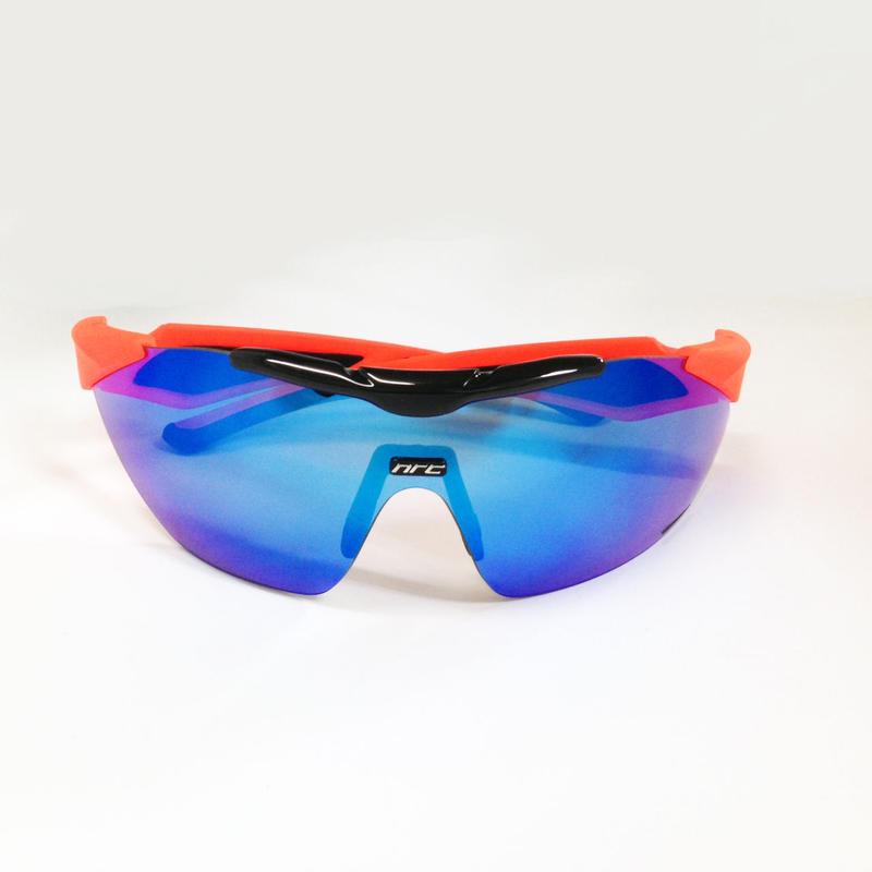 【イタリア製】NRC XY SACROMONTE サクロモンテ 左右非対称レンズサングラス【カールツァイス】