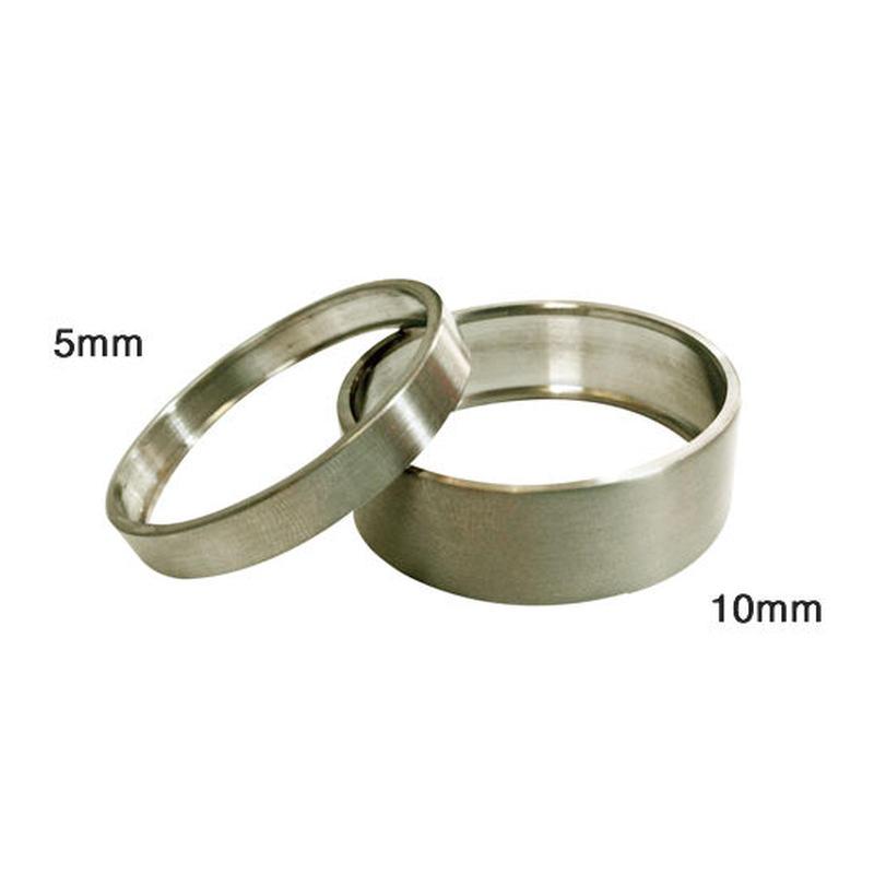 ライトサイクル チタンコラムスペーサー 5mm