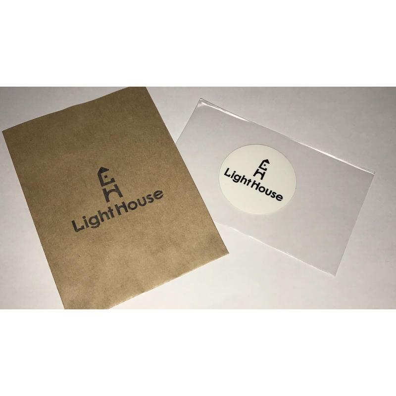 【定番】LightHouse LOGO sticker