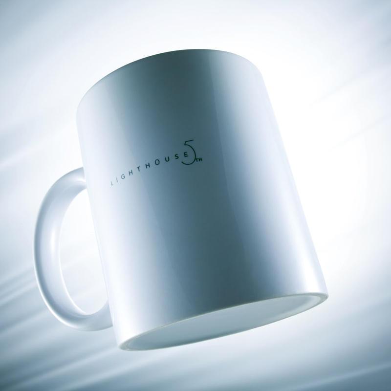 LightHouse 5th Anniversary Mug Cup