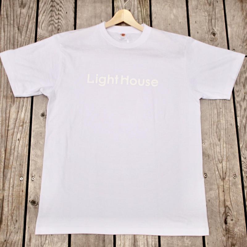 Lighthouse LOGO T-shirt White