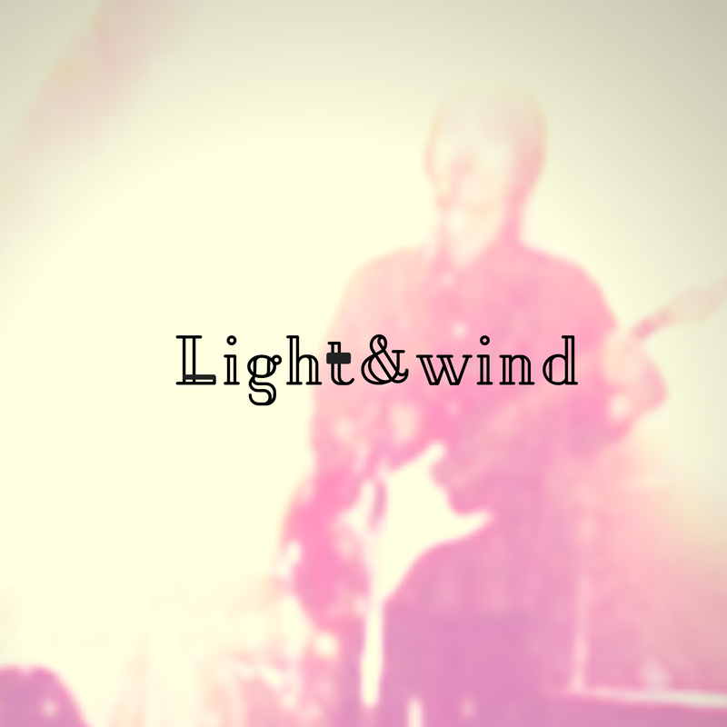 2018年12月31日リリース Lw-Record~ファーストアルバムLight&wind