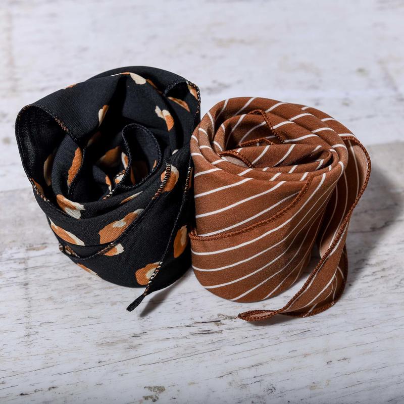 スカーフ    a0031