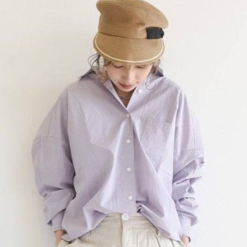 ビッグルーズシャツ c0047