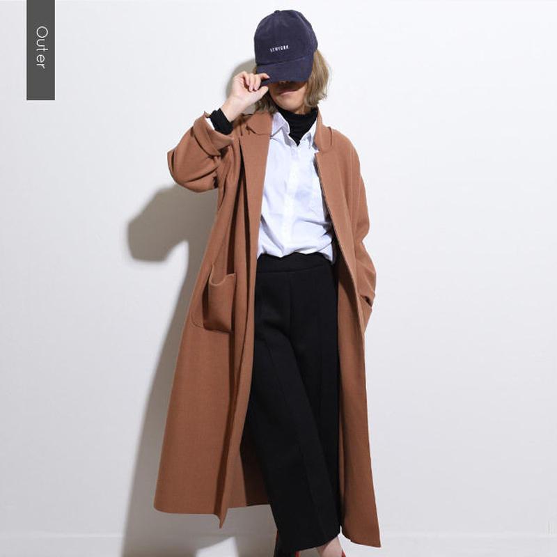 DAYS デイズ コート ロングコート チェスターコート 大人コート 秋冬 o0019