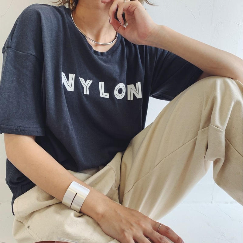 NYLON Tシャツ    c0050