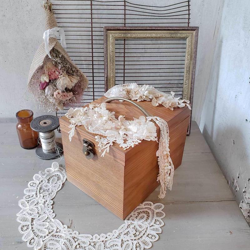 お花いっぱいのコスメBOX*