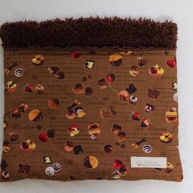 バレンタイン寝袋Mサイズ☆チョコレート