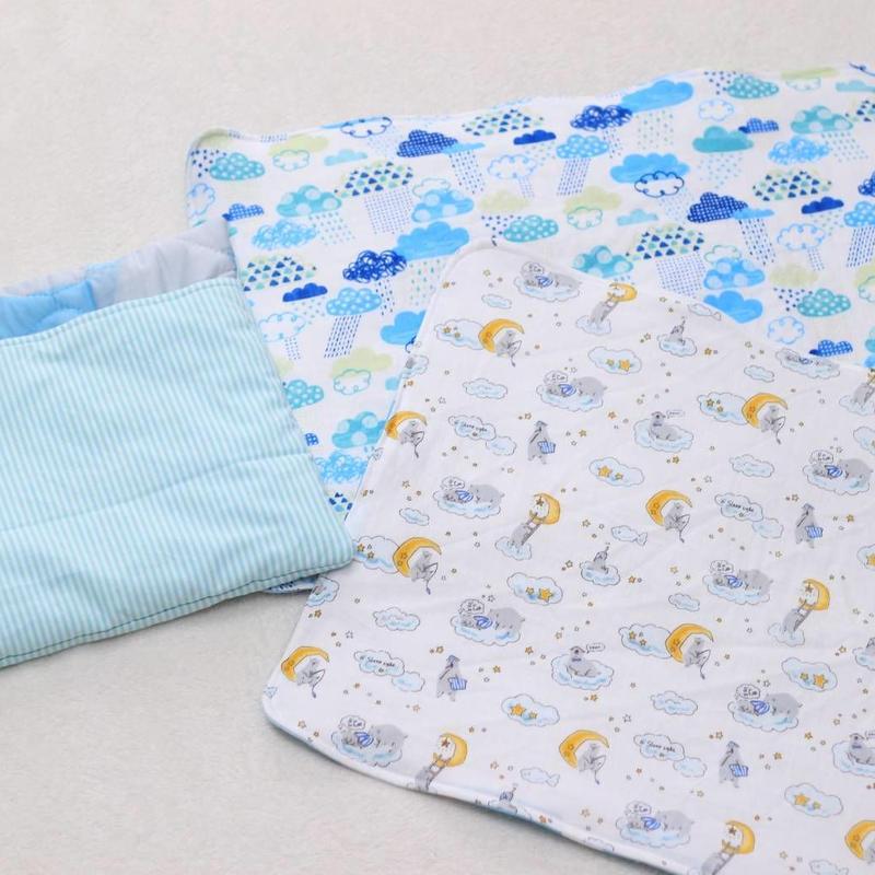 【オーダー】冷感キルトの寝袋・毛布