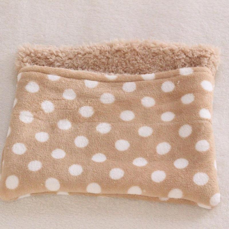 【リメイク】寝袋Mサイズ☆ベージュドット