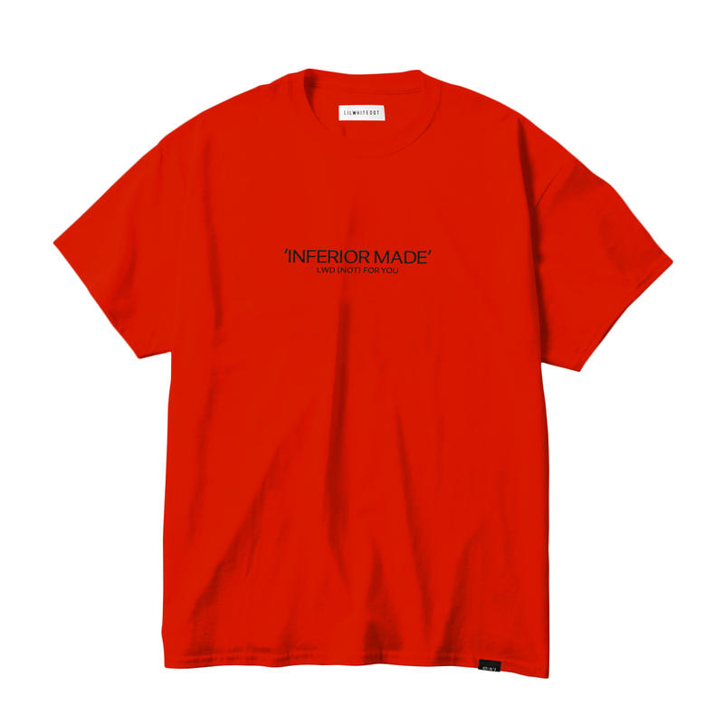 -STATEMENT- TEE (RED)
