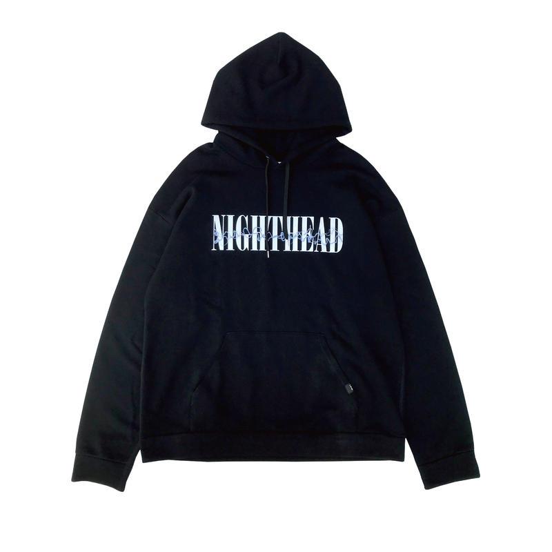 """""""NIGHTHEAD"""" HOODIE (BLK)"""