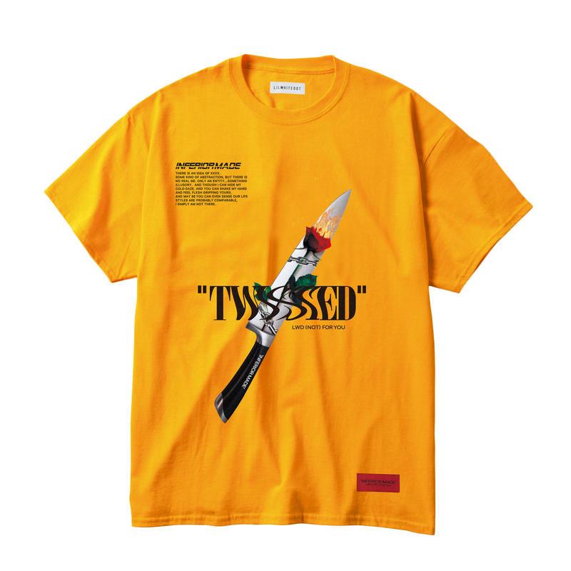 -TWISTED- TEE (ORG)
