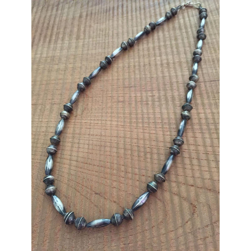 Navajo 1960's vintage beads necklace インディアンジュエリー