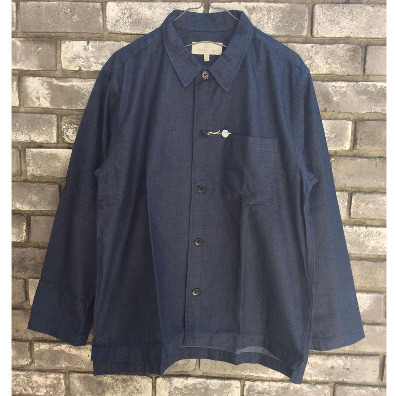 【FIDUCCIA】 Denim Shirt Jacket