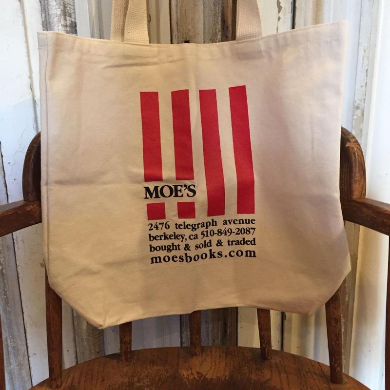 【Souvenir tote bag】MOE'S Books
