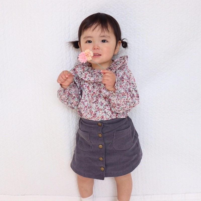 【即納】コーデュロイスカート