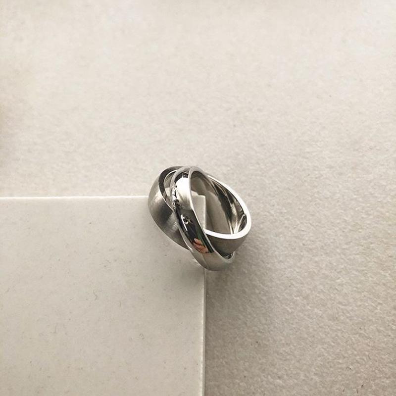 s.steel 316l  ring