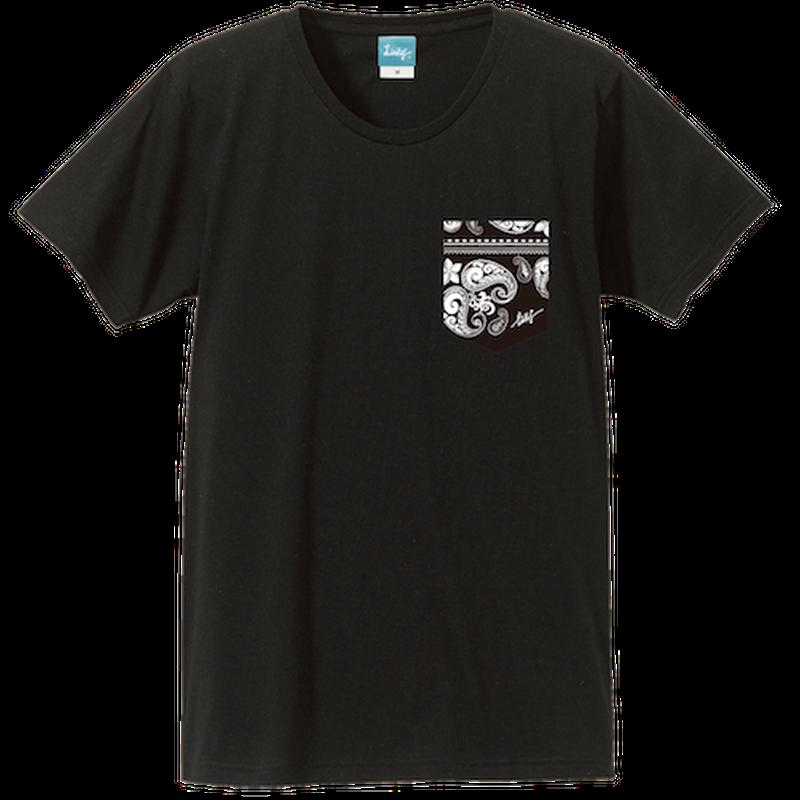 Aloha Pocket T-shirt (Black)