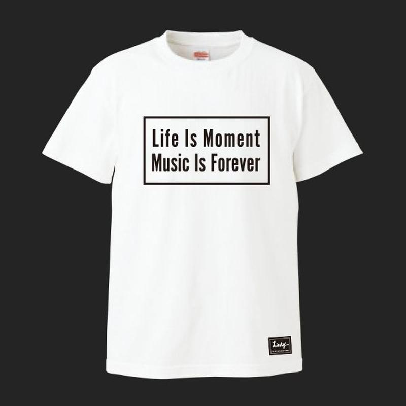 Box logo T-shirt SS19 - white