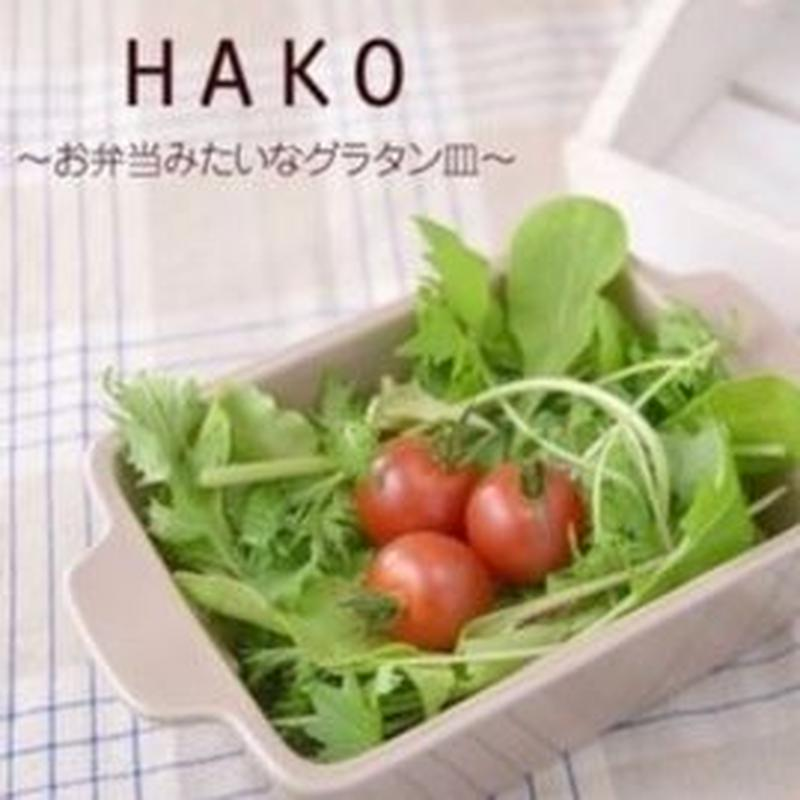 【HAKO】グラタン皿