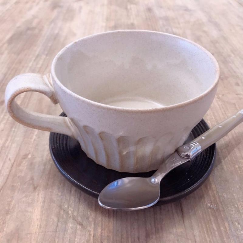 【濃釉縞】スープカップ・マグカップ