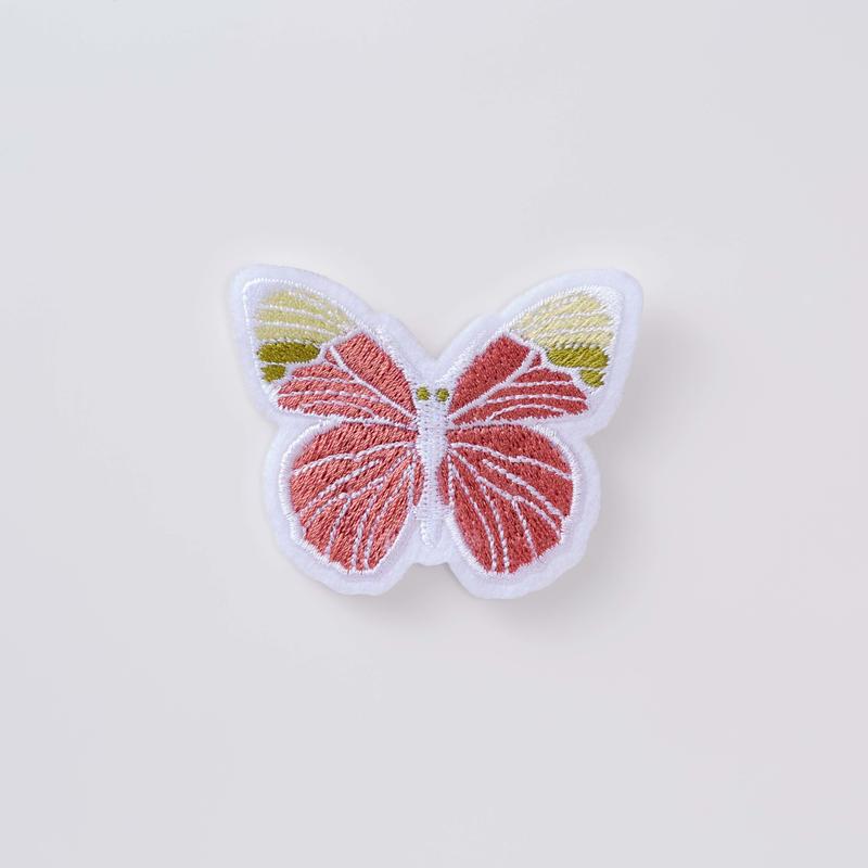 マウントワッペン/butterfly-D